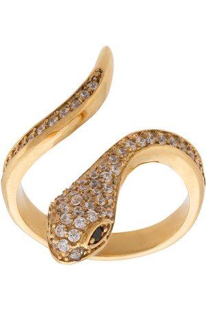 Nialaya Skyfall snake ring