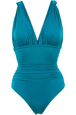 Brigitte Ruched swimsuit