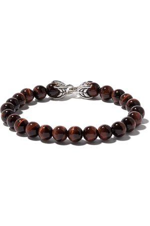 David Yurman Spiritual Beads red tiger eye bracelet
