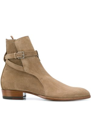 Saint Laurent Wyatt 30 Jodhpur boots