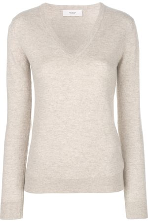 PRINGLE OF SCOTLAND V-neck fitted sweater