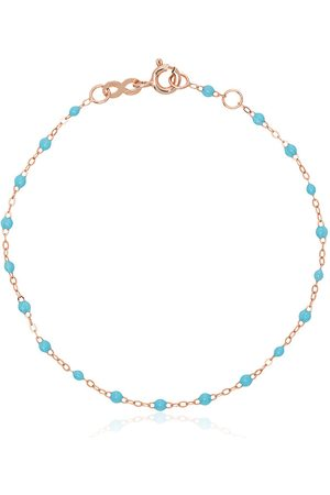 GIGI CLOZEAU 18k rose gold beaded bracelet