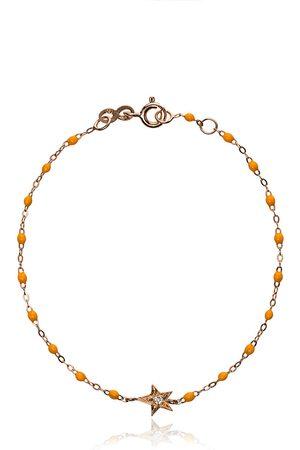 GIGI CLOZEAU RG star diamond and rose gold bracelet