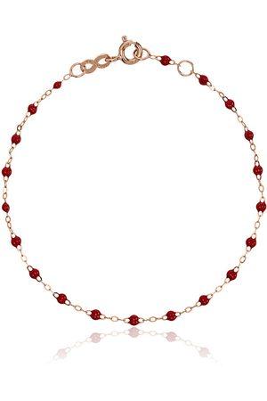 GIGI CLOZEAU Senhora Pulseiras - RG bead rose gold bracelet