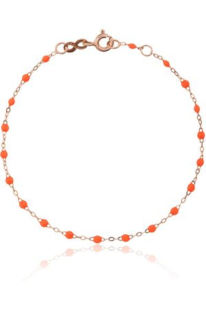 GIGI CLOZEAU Orange RG bead rose gold bracelet