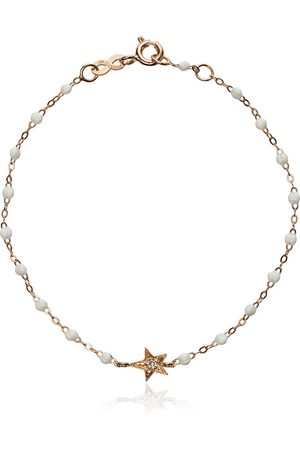 GIGI CLOZEAU RG star diamond and rose gold bracelet