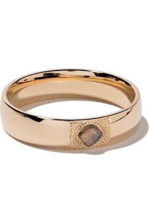 De Beers Senhora Acessórios de Cabelo - 18kt yellow gold Talisman diamond 5mm band