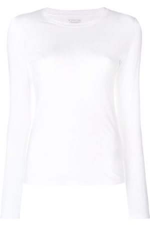 Vince Senhora Sweatshirts de Manga larga - Longsleeved T-shirt