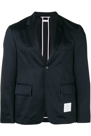 Thom Browne Unconstructed Cotton Sport Coat