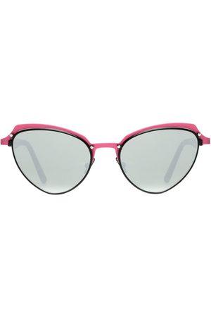 L.G.R Monarch 25 flat sunglasses