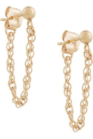 Petite Grand Rope Chain earrings