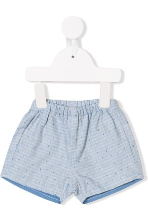 KNOT Hygge mini check short
