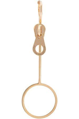 DELFINA DELETTREZ Zip earring