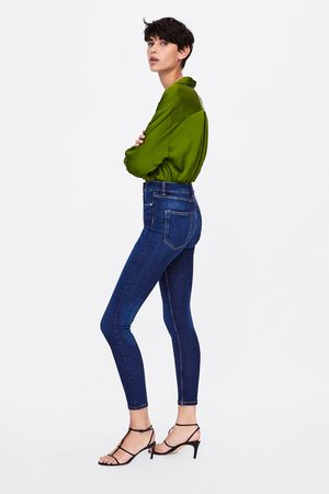 Zara JEANS ZW PREMIUM BI-STRETCH PURE BLUE