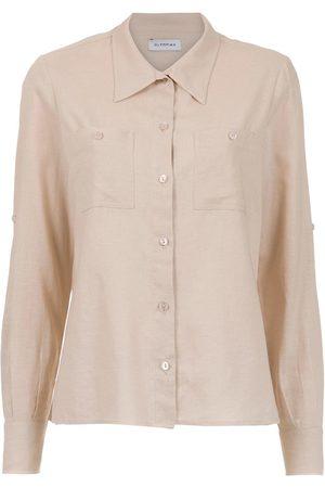 Olympiah Verona linen shirt