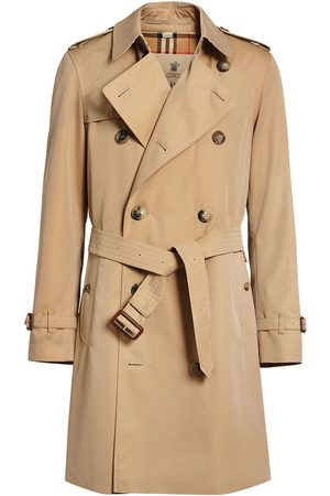 Burberry Homem Gabardinas - The Chelsea Heritage Trench Coat