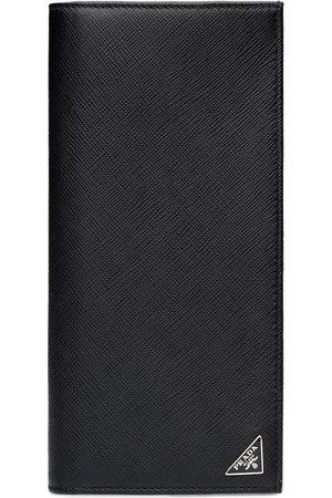Prada Vertical bi-fold wallet