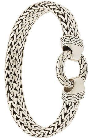 John Hardy Classic Chain Ring Clasp bracelet