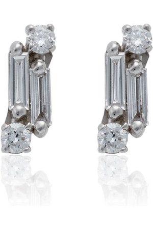 Suzanne Kalan Diamond Earrings