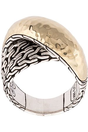 John Hardy Classic Chain overlapping ring