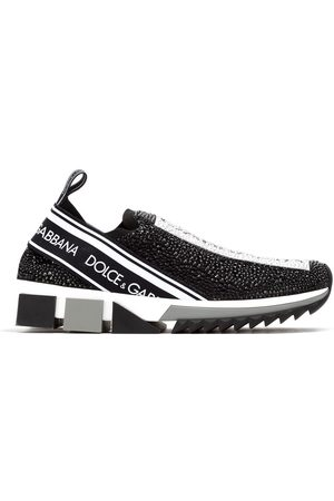 Dolce & Gabbana Embellished logo sneakers