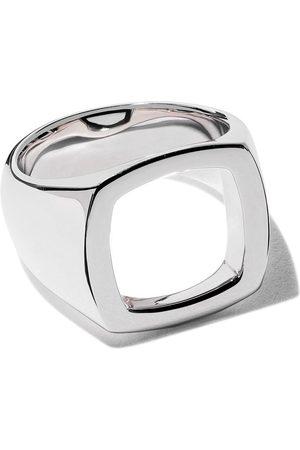 TOM WOOD Homem Anéis - Cushion open ring