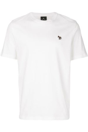 Paul Smith Embroidered logo patch T-shirt