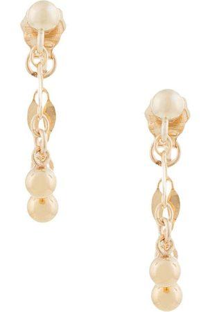 Petite Grand Little double drop earrings