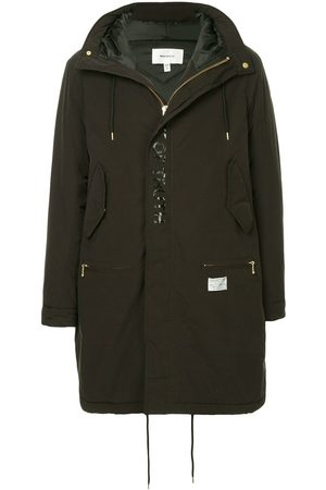 Makavelic Concealed front coat