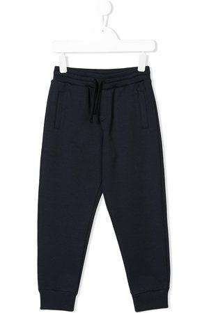 Dolce & Gabbana Menino Calças - Drawstring waist track pants