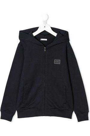 Dolce & Gabbana Menino Camisolas com capuz - Full-zipped hoodie