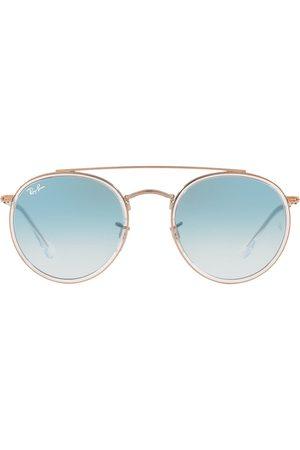 Ray-Ban Round Double Bridge sunglasses