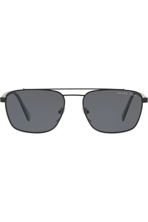 Prada Tinted aviator sunglasses