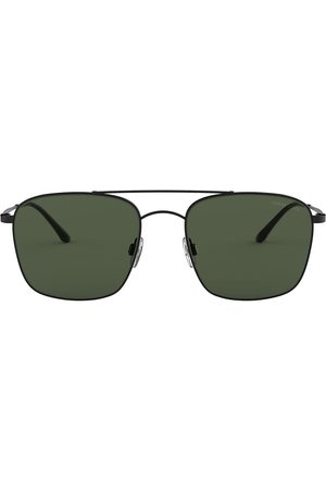 Armani Square frame sunglasses