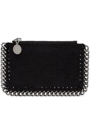 Stella McCartney Chain detail zipped cardholder