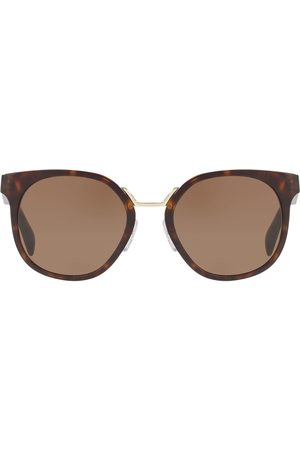 Prada Round shaped sunglasses