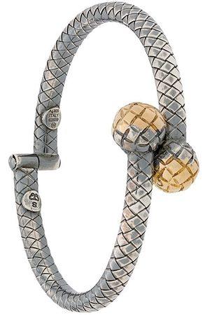 Bottega Veneta Dichotomy cuff bracelet