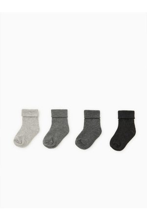 Zara 4-PACK OF BASIC SOCKS