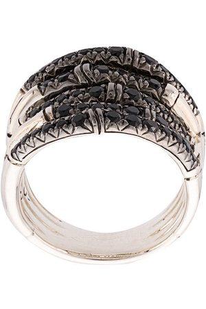 John Hardy Senhora Anéis - Bamboo sapphire ring