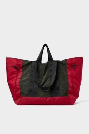 Zara TOTE BAG XL EM