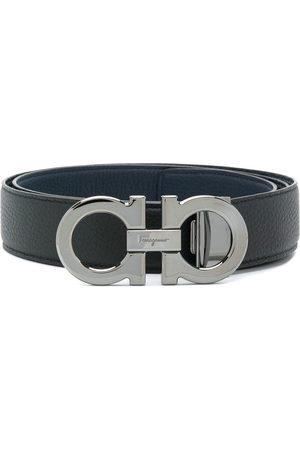 Salvatore Ferragamo Homem Cintos - Double gancino belt