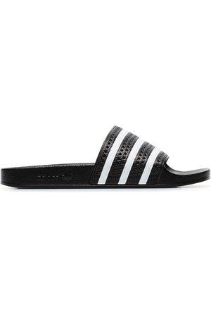 adidas Homem Sandálias - And white Adilette slides