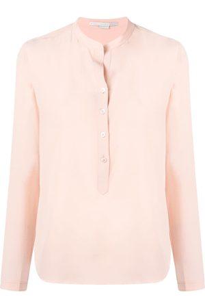 Stella McCartney Band collar blouse