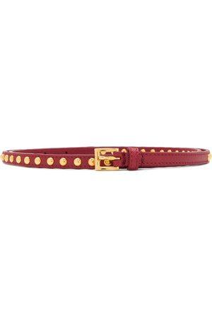 Prada Stud detail belt