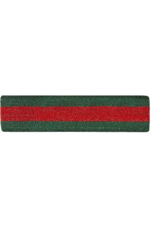 Gucci Children's Web lurex elastic headband