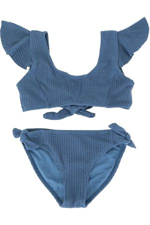 Duskii Zoe ruffle bikini set