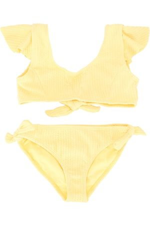 Duskii Amelie ruffle bikini set