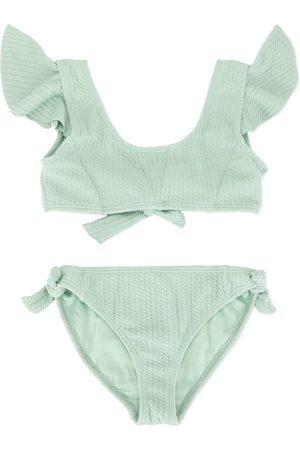 Duskii Menina Bikinis - Aya frill bikini set