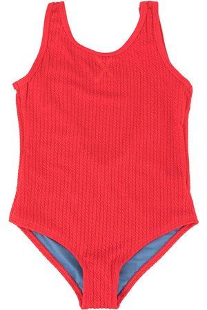 Duskii Yara textured swimsuit