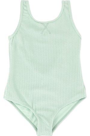 Duskii Aya textured swimsuit